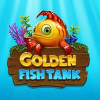 Golden Fish Tank Logo
