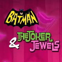 Batman and the Joker Jewels Logo