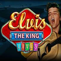 Elvis the King Lives Logo