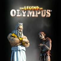 The Legend of Olympus Logo