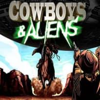 Cowboys and Aliens Logo