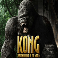 Kong: The 8th Wonder of the World Logo