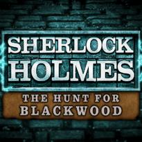 Sherlock Holmes: The Hunt for Blackwood Logo