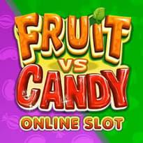 Fruit vs Candy Logo