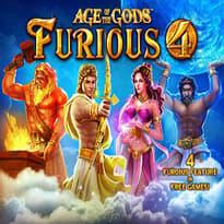 Age of the Gods: Furious 4 Logo