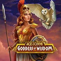 Age of the Gods: Goddess of Wisdom Logo