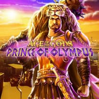 Age of the Gods: Prince of Olympus Logo