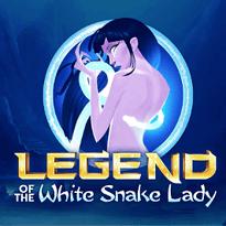 Legend of the White Snake Lady Logo