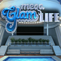 Mega Glam Life Logo