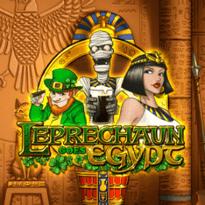 Leprechaun Goes Egypt Logo