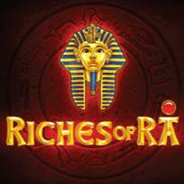 Riches of Ra Logo
