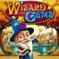 Wizard of Gems Logo