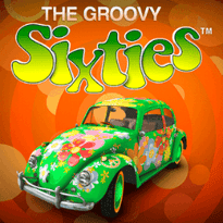 The Groovy Sixties Logo