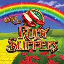 Wizard of Oz: Ruby Slippers Logo
