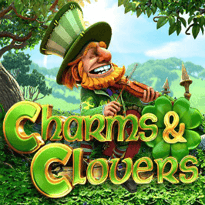 Charms and Clovers Logo