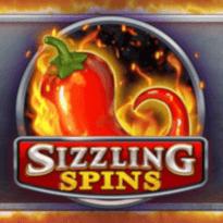 Sizzling Spins Logo
