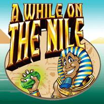 A While On The Nile Logo