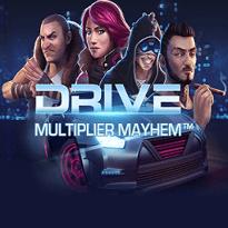 Drive: Multiplier Mayhem Logo