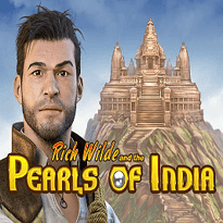 Rich Wilde and the Pearls of India Logo