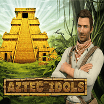 Rich Wilde and the Aztec Idols Logo