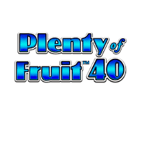 Plenty of Fruit 40 Logo