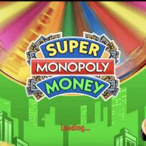 Super Monopoly Money Logo