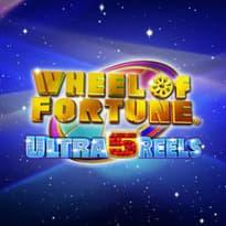 Wheel of Fortune Ultra 5 Reels Logo