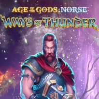 Age of the Gods: Norse Ways of Thunder Logo