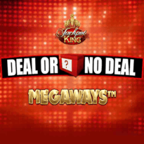 Deal or No Deal Megaways Logo