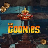 The Goonies Jackpot King Logo