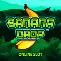 Banana Drop Logo