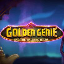 Golden Genie & The Walking Wilds Logo