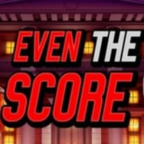 Even The Score Logo