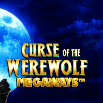 Curse of the Werewolf Megaways Logo