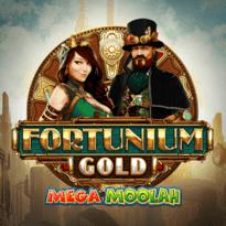 Fortunium Gold Mega Moolah Logo