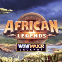African Legends Logo