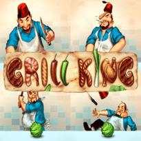 Grill King Logo