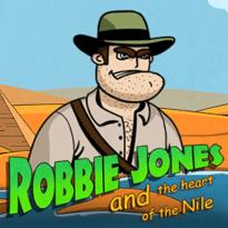 Robbie Jones Logo