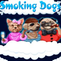Smoking Dogs Logo