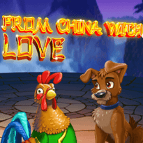 From China With Love Logo