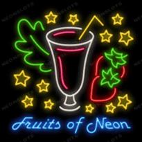 Fruits of Neon Logo