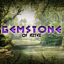 Gemstone Of Aztec Logo