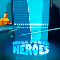 Mega Power Heroes Logo