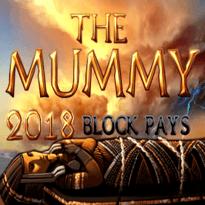 The Mummy 2018 Logo