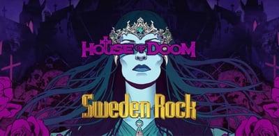 Tävla om biljetter till Sweden Rock på ny metal videoslot
