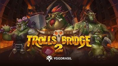 Trolls Bridge 2: Uppföljare till Yggdrasils populära slotspel