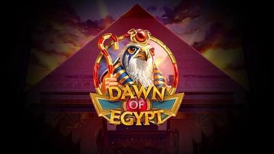 Dawn of Egypt - nytt spelsläpp från Play'n GO
