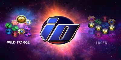 Io: Ny mobil slot från Elk Studios med rymdtema