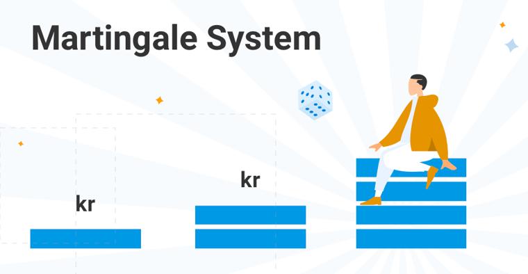 Martingale strategin: Spela med Martingale betting system
