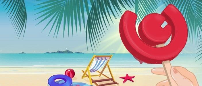 Daglig casinobonus hela sommaren i din mobil!